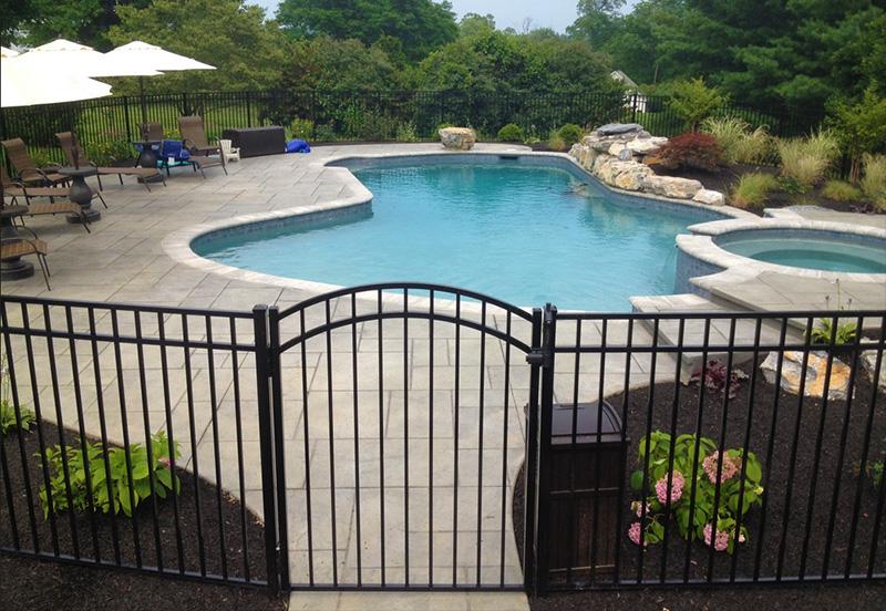 Pool Fence Installation